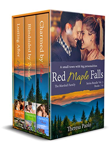 Red Maple Falls Series Bundle: Books 7-9 (Red Maple Falls Box Set Book 3)