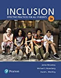 img - for Inclusion: Effective Practices for All Students with Enhanced Pearson eText - Access Card (3rd Edition) book / textbook / text book
