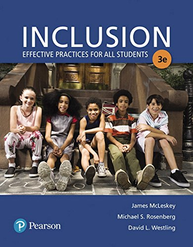 Inclusion: Effective Practices for All Students with Enhanced Pearson eText -- Access Card (3rd Edition)