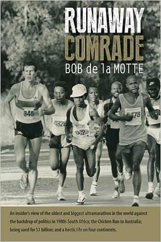 Runaway Comrade: Bob de la Motte: 9781502821843: Amazon com
