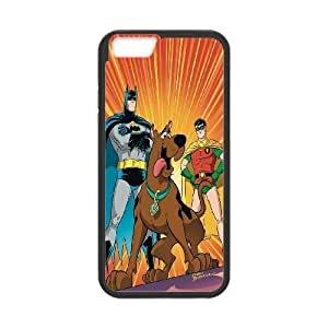 Custom High Quality WUCHAOGUI Phone case Funny Scooby Protective Case For Apple Iphone 6 Plus 5.5 inch screen Cases - Case-5