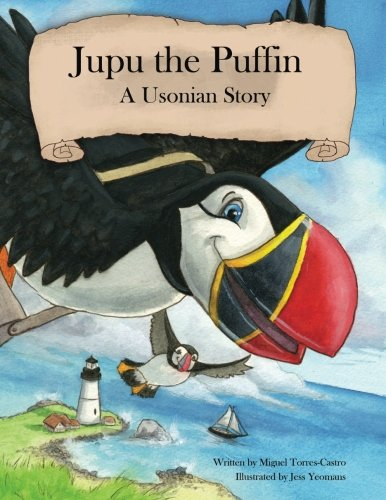 Jupu the Puffin: A Usonian Story