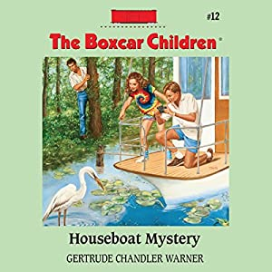 Houseboat Mystery Audiobook