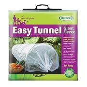 Tierra Garden 50-5010 Haxnicks Easy Fleece Tunnel Giant