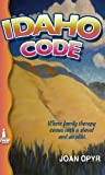 Front cover for the book Idaho Code by Joan Opyr