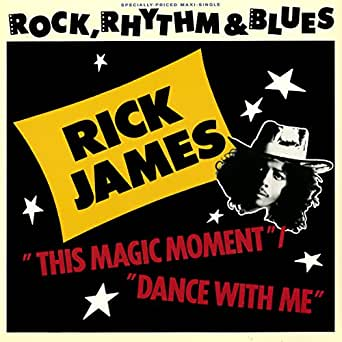 This Magic Moment Dance With Me Instrumental By Rick