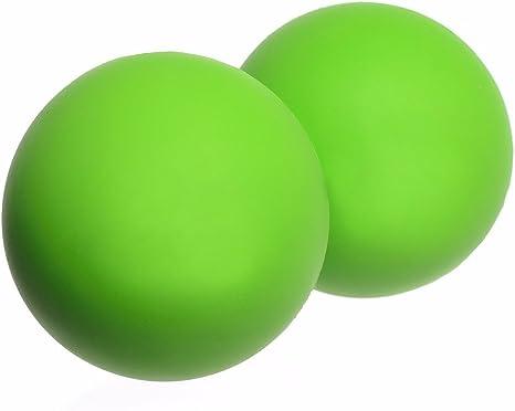 Minidiva 2 Pack Yoga alivio de la terapia de masaje pelotas ideal ...