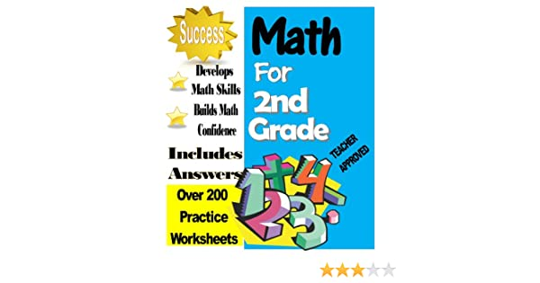 Time Worksheets 2nd grade telling time worksheets : Amazon.com: Second Grade Math Over 200 Practice Worksheets with ...