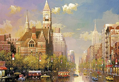 New York Afternoon - Puzzle Educa 6000 Piece Puzzle - by Educa 158e71