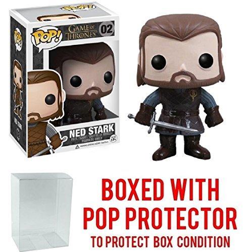 Funko Pop! Game of Thrones: GOT - Ned Stark #02 Vinyl Figure