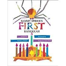 Sammy Spider's First Hanukkah (Age 3-8)