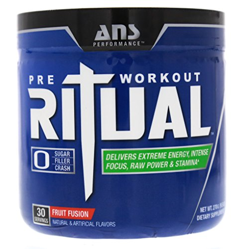 ANS Performance Dilate, Caffeine Free Pre Workout & Nitric Oxide Booster, Extreme Muscle Pump Supplement