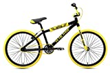 "SE Bikes So Cal Flyer Bicycle, 24"", Black/Yellow"