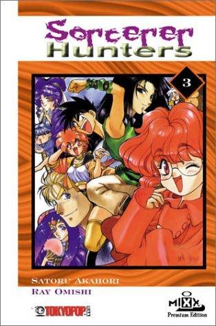 Download By Satoru Akahori Sorcerer Hunters, Vol. 3 [Paperback] ebook