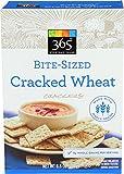 365 Everyday Value, Bite-Sized Cracked Wheat Crackers, 8.8 oz