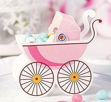 geschenkbox 25 x REGALO INVITADOS nacimiento bautizo bebé ...