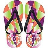 Chi Omega Flip Flops (Small)
