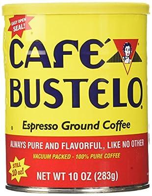 Café Bustelo Coffee Espresso