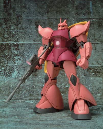 Gundam MSIA MS-14S Chars Gelgoog Action Figure by Bandai