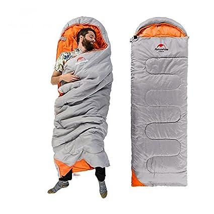 zhudj Saco de dormir, Outdoor solo saco de dormir, alpinismo Camping Camera cálida,