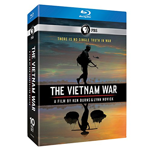 The Vietnam War: A Film by Ken Burns and Lynn Novick Blu-ray by PBS DISTRIBUTION