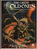 img - for The Great Old Ones (Call of Cthulhu Horror Roleplaying, 1920s Setting) book / textbook / text book