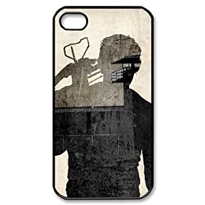 GTROCG The Walking Dead Phone Case For Iphone 4/4s [Pattern-2]