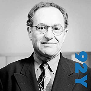 Alan Dershowitz and Natan Sharansky on Peace in the Middle East at the 92nd Street Y Speech