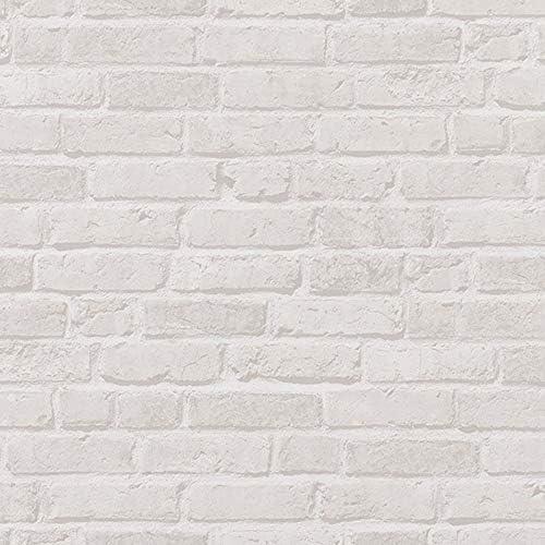 壁紙 のり付き クロス レンガ シャビー セレクション JQ3 【CC-RF6422】 ルノン 1m単位