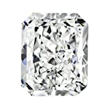 GIA Certified Radiant Natural Loose Diamond ( Carat: 0.79 , Color: H, Clarity: SI1 )