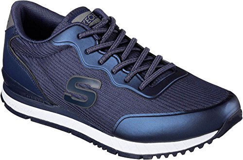 Skechers Men's Sunlite Sneaker,Navy,US 11 M