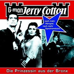 Die Prinzessin aus der Bronx (Jerry Cotton 13) Hörspiel