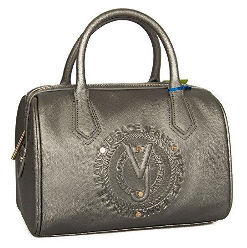 Handbag or shoulder bag woman VERSACE JEANS item E1VQBBQ2 75463 LINEA Q - Versace Items