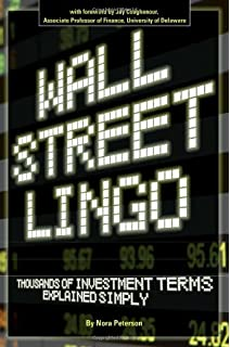 The fast track the insiders guide to winning jobs in management wall street lingo thousands of investment terms explained simply fandeluxe Image collections