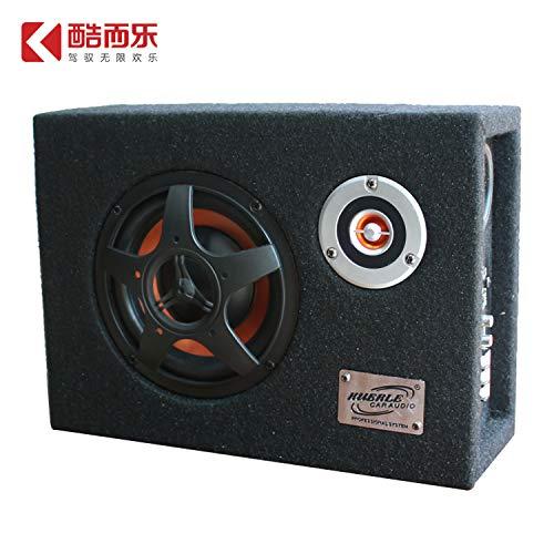 xingganglengyin 8-inch car Audio subwoofer Ultra-Thin Square high-Power car Speaker by xingganglengyin (Image #6)
