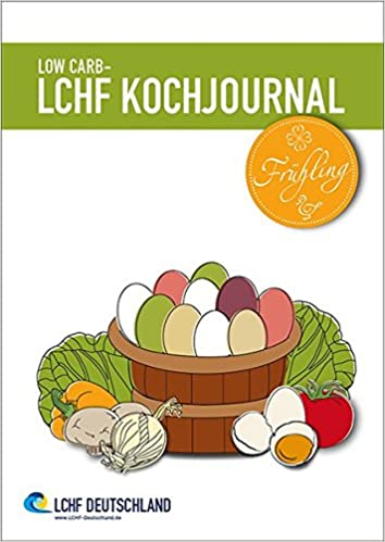 Vorschaubild: Low Carb - LCHF Kochjournal