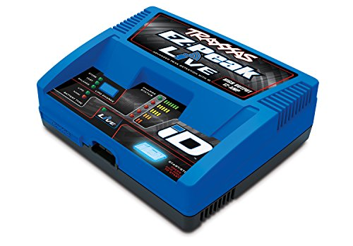 (Traxxas 2971 EZ-Peak Live 12-Amp NiMH/LiPo Fast Charger with ID Technology Vehicle)