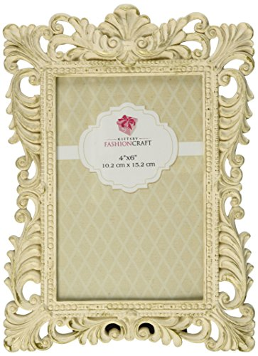Fashioncraft Antique Ivory Frame Brushed