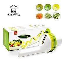Vegetable Spiralizer Spiral Slicer Zucchini Pasta Maker