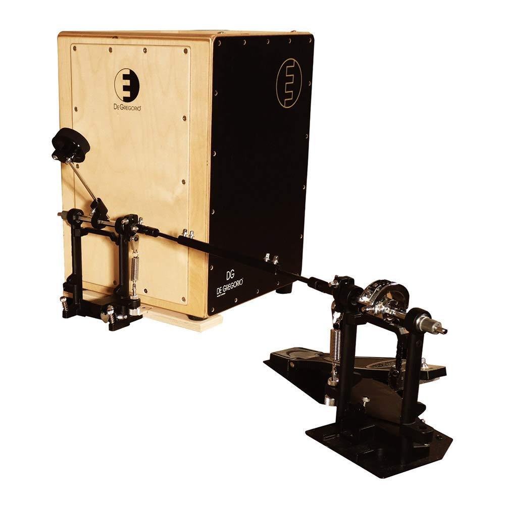デグレゴリオ DrumBox Plus pedal setDe Gregorio DRUMBOXPLUSPEDALSET   B07GTH8HR9