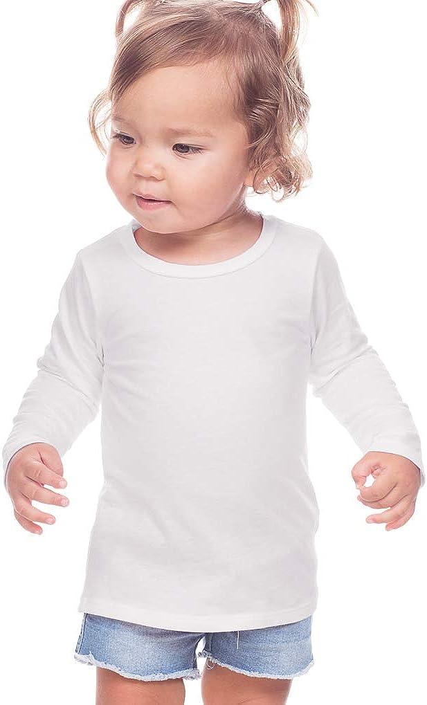 Kavio! Unisex Infants Crew Neck Long Sleeve: Clothing