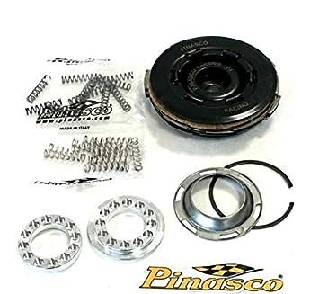 Embrague completa Pinasco Original A 12 muelles Piaggio Vespa 50 125 Primavera ET3 PK nuevo: Amazon.es: Coche y moto