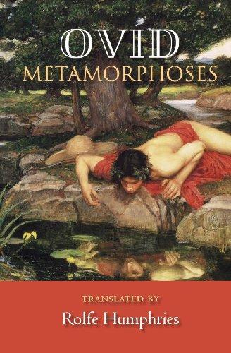 Metamorphoses (Ovid Metamorphoses Best Translation)