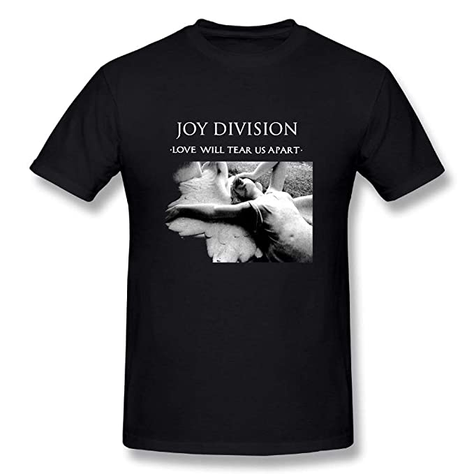 Yituot Men S Cotton Joy Division Love Will Tear Us Apart Tshirt