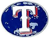 Siskiyou MLB Logo Buckle