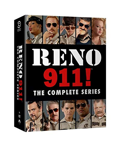 Reno 911 - Complete Series (DVD, 14 -