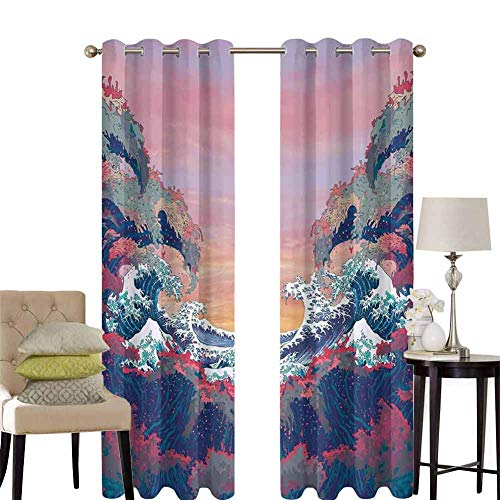 Aishare Store Bedroom Blackout Curtains