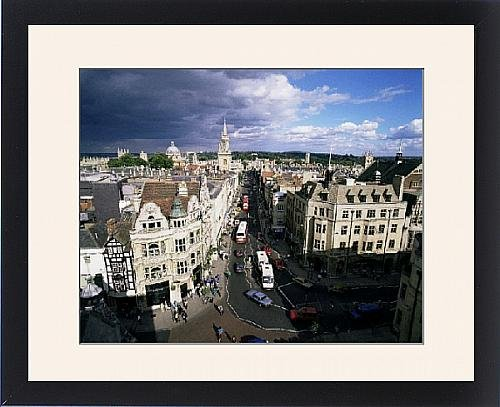framed-print-of-high-street-from-carfax-tower-oxford-oxfordshire-england-united-kingdom