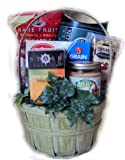 Diabetic Healthy Birthday Basket for Him by Well Baskets
