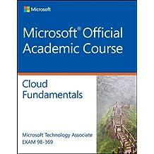 Exam 98-369 Cloud Fundamentals
